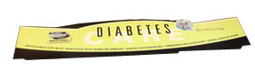 Diabetes Floor Graphics