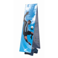 Outdoor Banner Stands